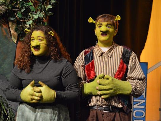 Shrek Jr. is one of several summer camps at Center