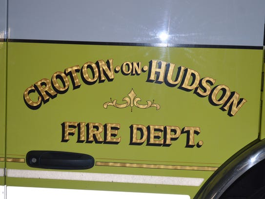 The Croton-on-Hudson Fire Department has three fire