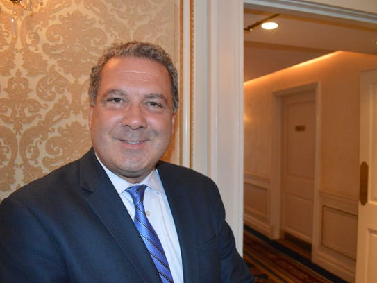 Yonkers Mayor Mike Spano wants the city to receive
