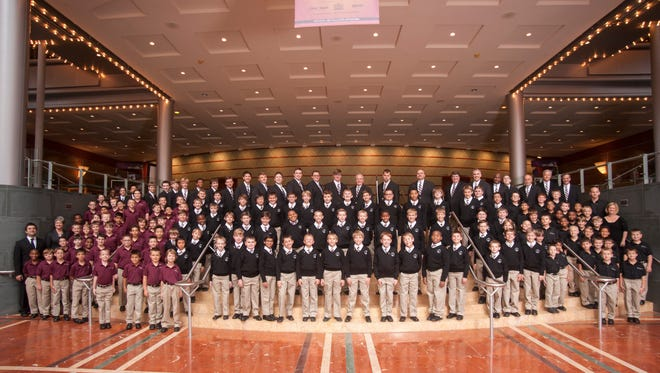 About 20 members of the 200-voice Cincinnati Boychoir will take part in a study of their larynxes as they grow up. The study not only will provide knowledge about the physical changes in boys' voices but should provide music teachers with tools to help boys keep singing through adolescence.