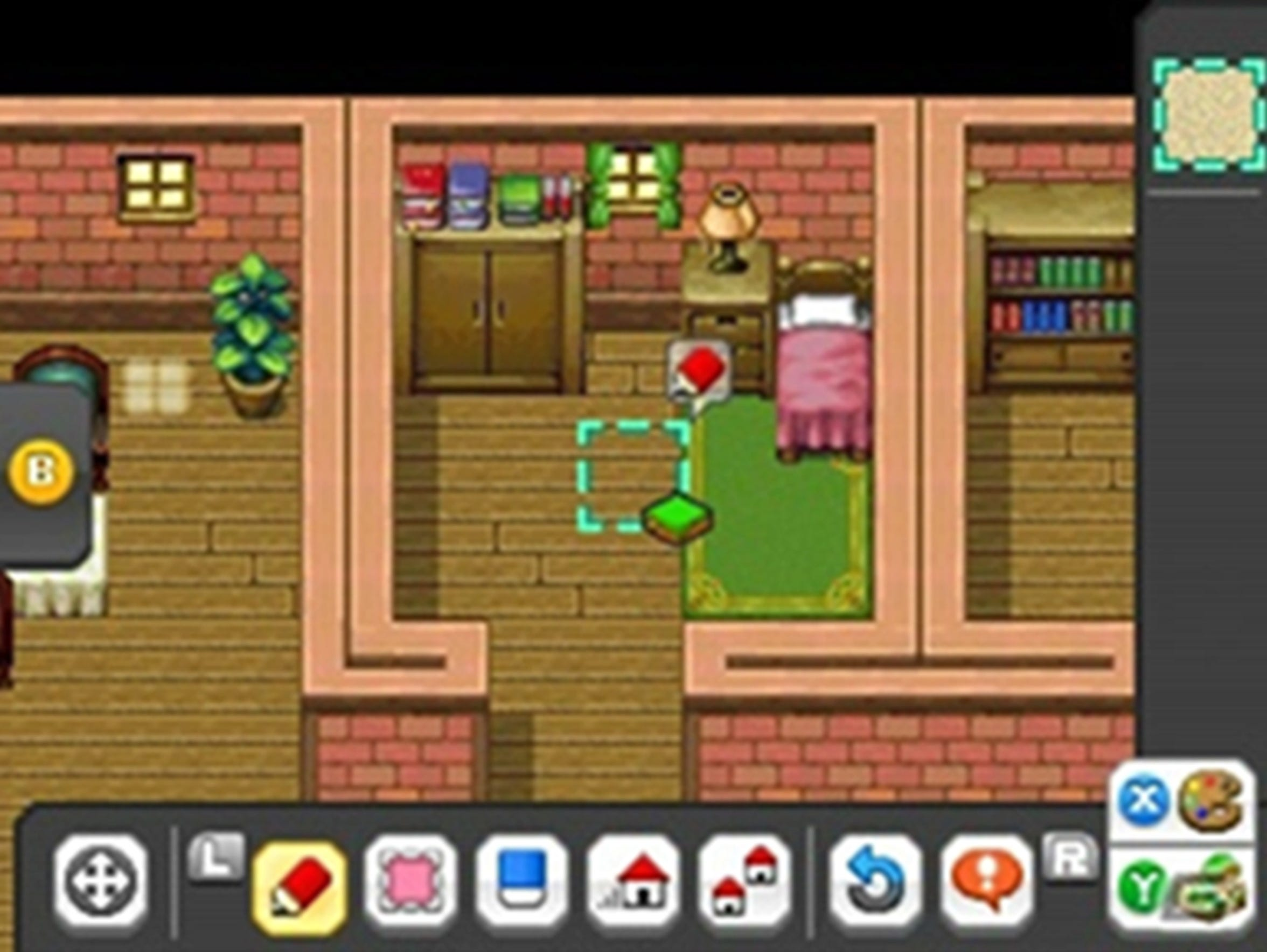 RPG Maker Fes, Nintendo 3DS.