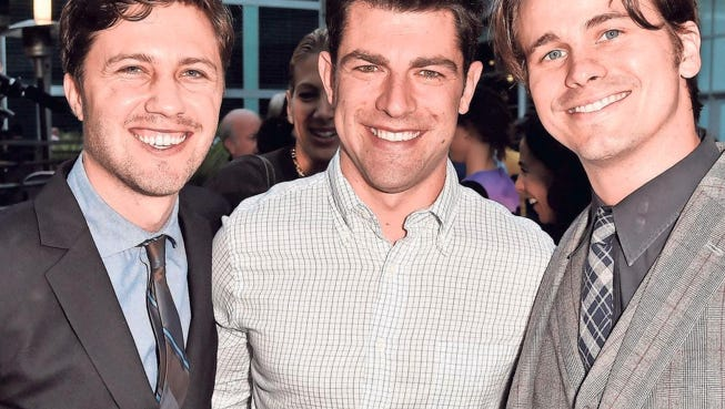Max Greenfield and Jason Ritter star in 'About Alex,' a film that is sure to tune into your deepest existential fears regarding post-grad life.