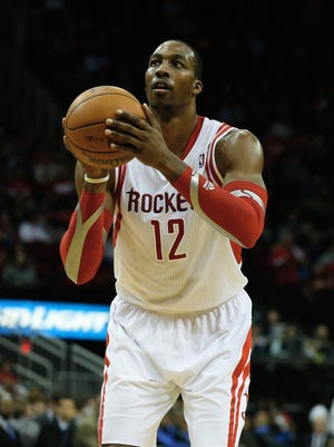 Houston Rockets center Dwight Howard left Orlando fans feeling spurned when he left the team after the 2012 season.