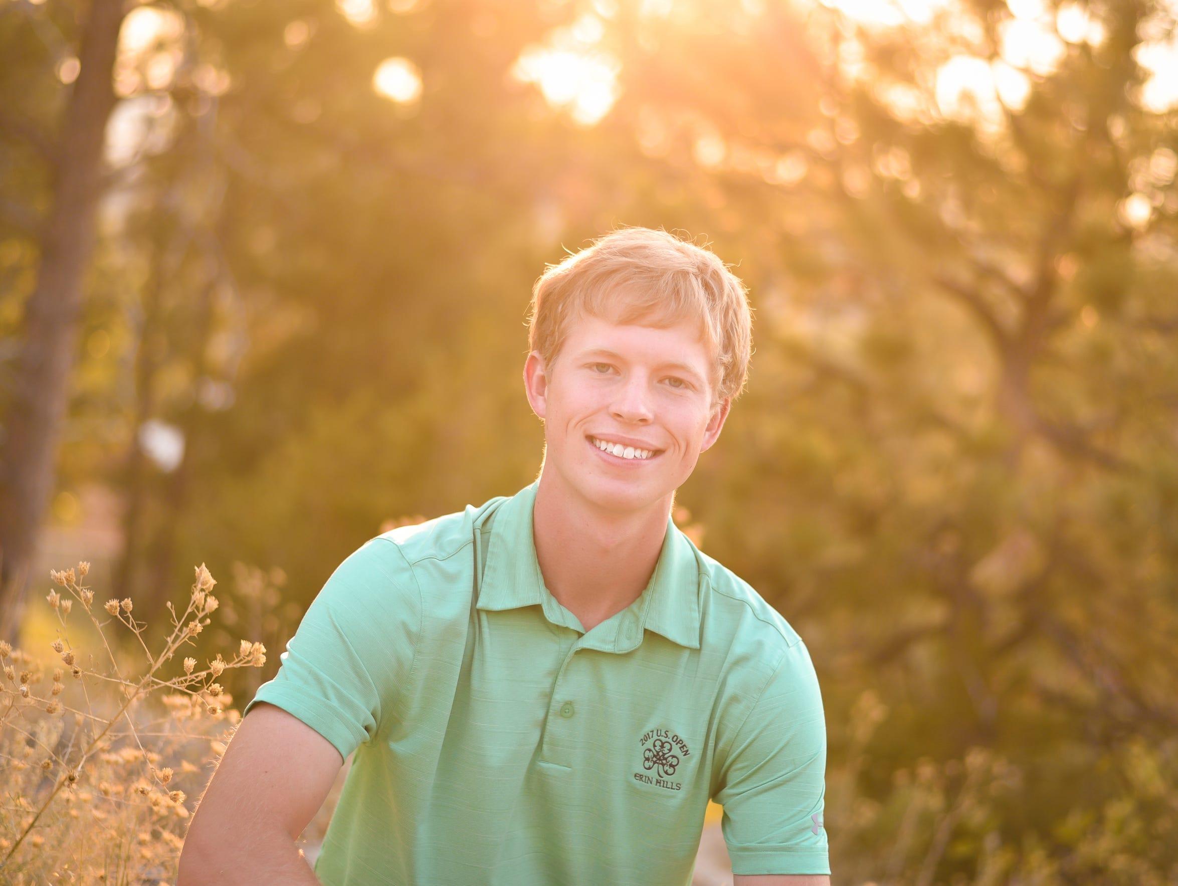 Peter Brown is a senior at Colstrip High School.