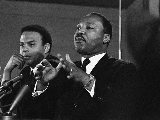 Andrew Young At Odds With Mlk S Children