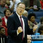 Oklahoma coach Lon Kruger coached against Izzo when he was Illinois coach from 1996-2000