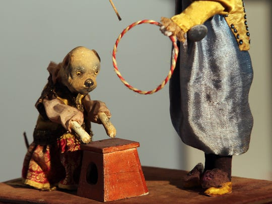 The Morris Museum houses one of the most significant collections of mechanical music and automata in the world.