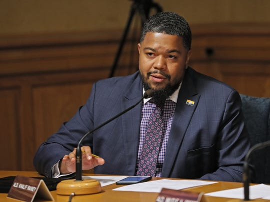 Ald. Khalif Rainey created Hip-Hop Week MKE, running Aug. 20 to 26, to not only celebrate music and artists, but to create conversations about financial and physical wellness and civic engagement.