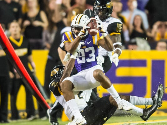Southern Miss Golden Eagles vs LSU Tigers