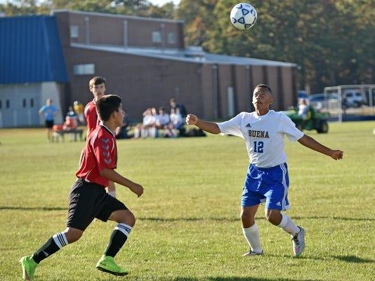 Buena vs St. Joseph Boys Soccer