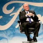 Ford CEO Jim Hackett shares what matters to him