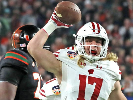 Orange Bowl: Wisconsin at Miami