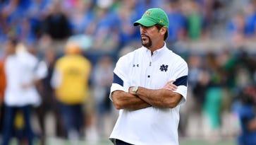 Notre Dame works through changes in wake of Brian VanGorder's firing