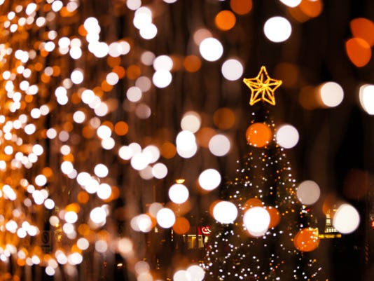sunny 1023 fm started broadcasting christmas music out of canandaigua beginning november 1 photo getty imagesistockphoto - How Christmas Started
