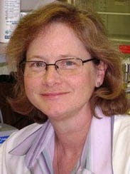Janet Stout, a clinical and environmental microbiologist