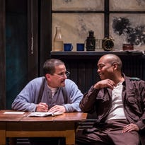 Hard questions about race in APT's 'Blood Knot' compounded by casting decision