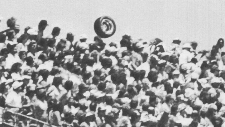 'It looked like a flying saucer': The story of the last spectator death at the Indy 500