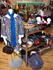 Trendy Treasures in Ridgeland carries a large selection of clothing and accessories.