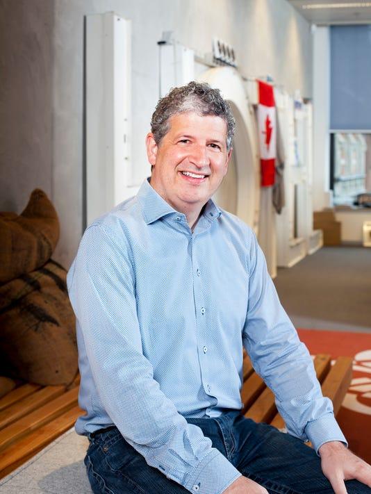 Darren Huston