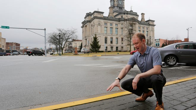 Frankfort Mayor Chris McBarnes considered a run for an Indiana Senate seat vacated by former Sen. Brandt Hershman. On Tuesday, McBarnes said he's decided not to do that, so he can focus on the rest of his term as mayor.
