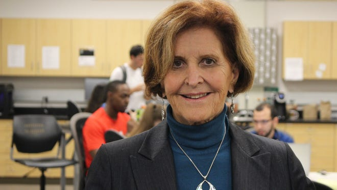 Sandra Kauanui is director of the Institute for Entrepreneurship at Florida Gulf Coast University. FGCU started offering a bachelor's degree in interdisciplinary entrepreneurship in August.