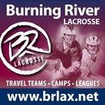 Burning River Lacrosse logo