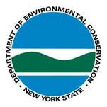 Logo of New York state Department of Environmental Conservation