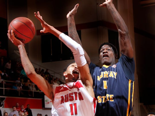 Austin Peay falls to Murray in Ohio Valley Conference action
