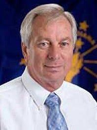 Indiana State Sen. Jim Tomes