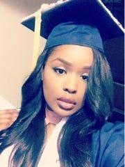 Kassancia Pierre, the first winner of a NurseRecruiter.com scholarship award