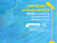 Discount to 'Secret lives of artists'
