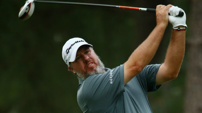 Boo Weekley of the United States hits his tee shot on the 11th hole during the first round of the 114th U.S. Open at Pinehurst Resort & Country Club, Course No. 2 on June 12, 2014 in Pinehurst, North Carolina.  (Photo by Streeter Lecka/Getty Images)