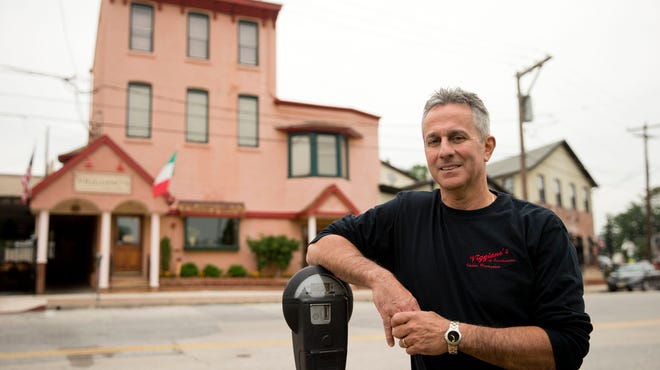 Mark Viggiano, owner of Viggiano's Italian BYOB in Conshohocken, Pa., lost his restaurant during the recession and reopened it about a year ago.