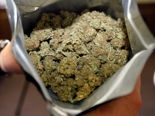 Kentuckians expressed support for medical marijuana in Bluegrass Polls the last two years.