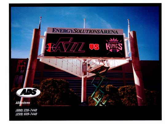 AD Systems has provided scoreboards for NFL, NBA, MLB,
