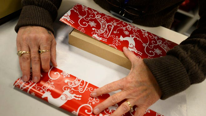 When regifting, remember to remove all the evidence, and use fresh wrapping paper.