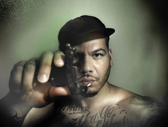 Miguel Torres, who works under the name Migz Tatz,