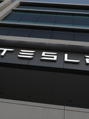 Tesla was expected to bring it close $7.1billion in revenue in the fourth quarter of 2018 after the company posted a rare a quarterly profit of nearly $312million in the third quarter of last year.
