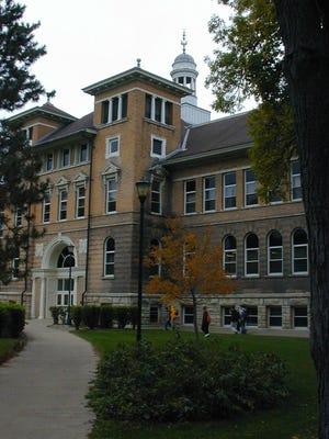 The University of Wisconsin-Stevens Point.