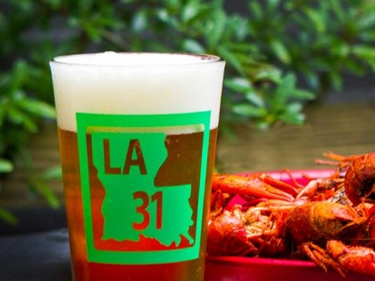 The saison is an excellent pairing for boiled crawfish.