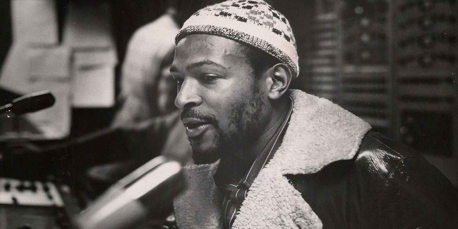 Marvin Gaye's 'What's Going On' still relevant and revealing, 50 years on