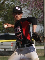 Ash Grove pitcher Jackson Bagley graduated in 2016.