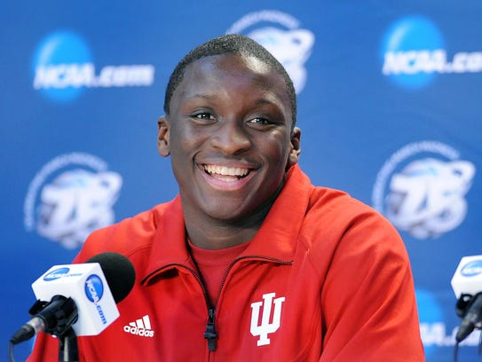 Victor Oladipo was an All-American at IU.