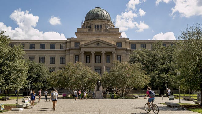 Texas A&M University in College Station. This week, students' experiences with racism at Texas A&M trended nationally on Twitter.