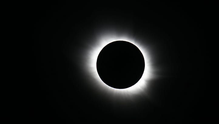 Solar eclipse coverage from the USA TODAY NETWORK