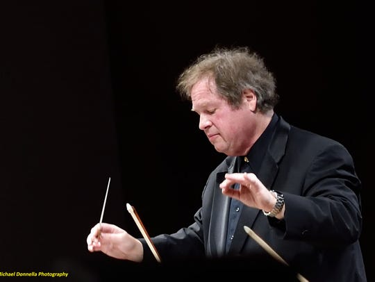 Kermit Poling is a Shreveport-based composer and conductor