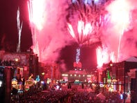 Free New Year's Eve celebrations in Nashville that don't require reservations