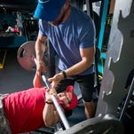 Pensacola powerlifter prepares for national Special Olympics USA Games
