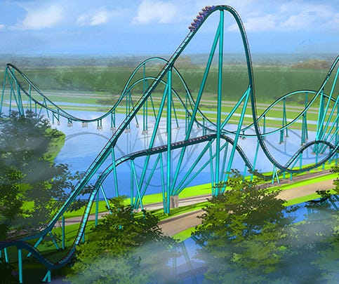 The 10 most anticipated roller coasters coming in 2016