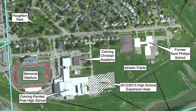 Decision documents related to this year's soil cleanup project in Corning are available to the public.